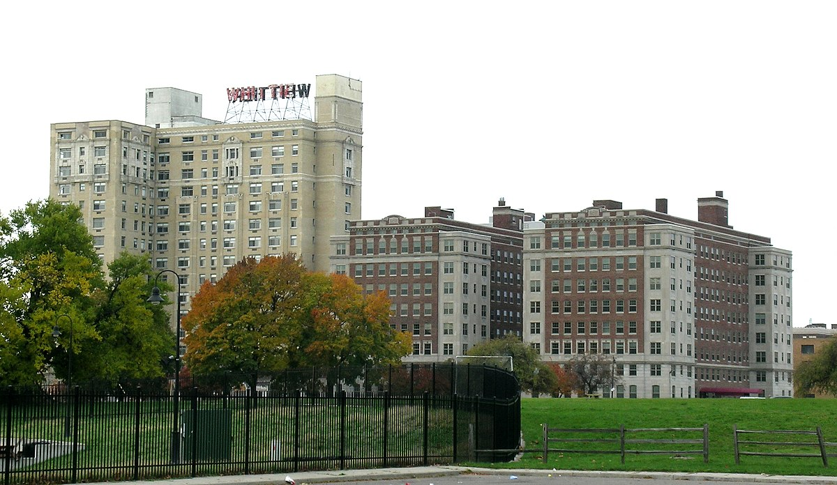 High Rise Hotel New York