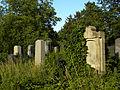 Wien-Simmering - Zentralfriedhof - alte jüdische Abteilung - Grabreihe III.jpg