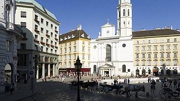 Wien-Michaelerplatz