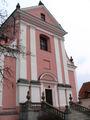 Wigry -kościół z tyłu.JPG