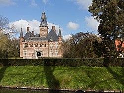 Wijchen, castle: kasteel Wijchen