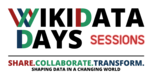 Wikidata Days Sessions logo.png