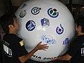 Wikimania2007 wikiball 131.jpg
