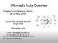 Wikimedia India Overview Mar2011.pdf