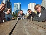 Wikimedia Multimedia Team - January 2014 - Photo 05.jpg