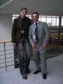 Wikipedia-Academy 2006-Kurt.Jansson.and.Frank.Schulenburg.JPG
