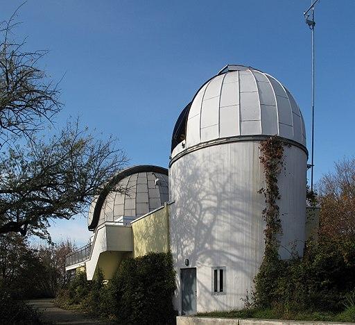Wilhelm-Foerster-Sternwarte Schöneberg