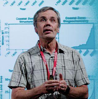 Will Steffen Climate change scientist
