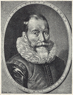 Dutch cartographer, atlas maker and publisher (1571-1638)