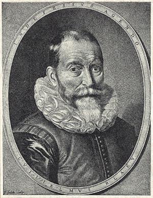 Willem Blaeu - Willem Janszoon Blaeu by Jeremias Falck