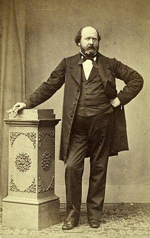 John W. Wilson - Image: Willem Tinker Portrait of John Waterloo Wilson