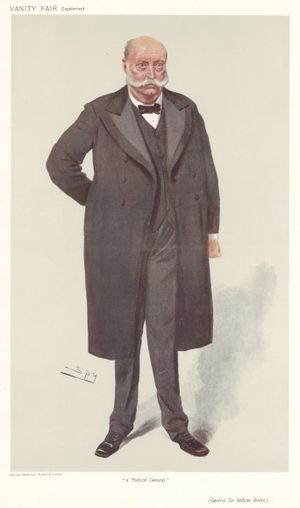 William Butler (British Army officer) - Butler caricatured by Spy for Vanity Fair, 1907