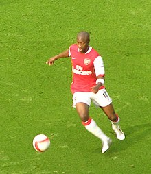 Gallas bij Arsenal