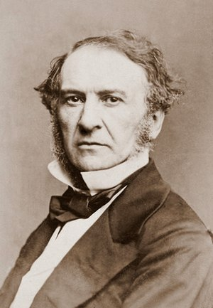 United Kingdom general election, 1868 - Image: William Gladstone by Mayall, 1861