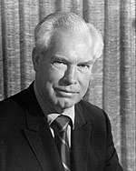 William Hanna în 1977
