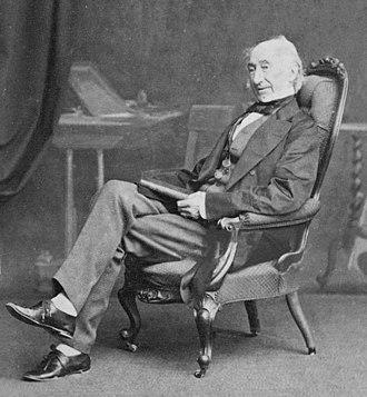 William Jackson Hooker - Hooker in 1863–64