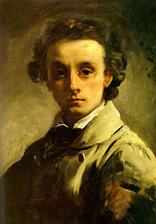 William Lindsay Windus-Self-portrait.jpg