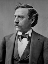 Senate President pro tempore William P. Frye