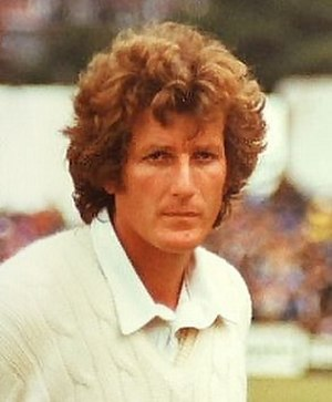 Bob Willis - Willis in the early 1980s