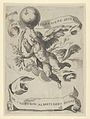 Winged genius with the Arms of the Medici in his right hand and foliage in his left MET DP836897.jpg