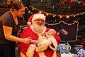 Winter Wonderland welcomes Santa Clause to MACS-2 151217-M-RH401-075.jpg