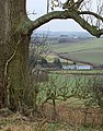 Winter view, Rudhall Valley - geograph.org.uk - 1700230.jpg