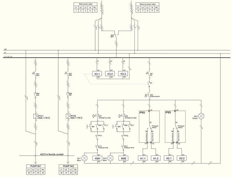 File Wiring Diagram Of Motor Control Centre On Pump