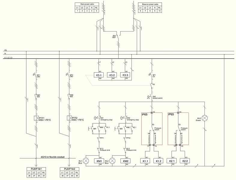 file:wiring diagram of motor control centre on pump station.jpg - wikimedia  commons  wikimedia commons