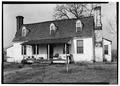 Woodland, New Kent, New Kent County, VA HABS VA,64-NEWK.V,2-1.tif