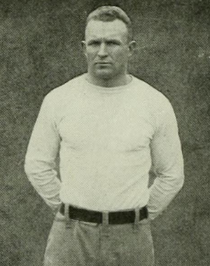 H. M. Grey - Grey pictured in Quips and Cranks 1921, Davidson yearbook