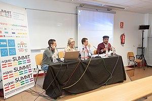 Gopi Shankar Madurai - Image: World Pride Madrid Summit discussion on INTERSEX RIGHTS AND MEDICAL VIOLENC