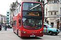 Wright Eclipse Gemini 2 bus at Carfax, Oxford, England 02.jpg