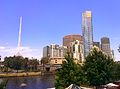 Yarra River and Southbank district Melbourne Australia.jpg
