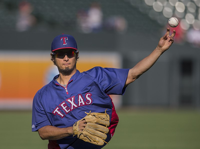 File:Yu Darvish on June 30, 2014.jpg