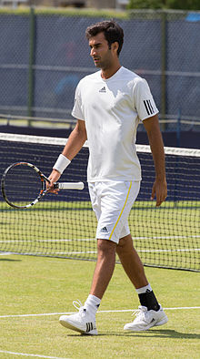 Yuki Bhambri, Aegon Surbiton Trophy, London, UK - Diliff.jpg