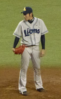 Yusei Kikuchi on August 11, 2011.jpg
