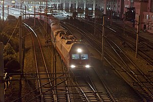 Z96 leaves Shanghai Railway Station.jpg