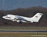 ZE701 BAe 146-100 CC 2 B461 - KRF (15634469873).jpg
