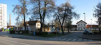 D1 road (Croatia) - Zabok, on the D1 route