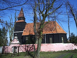 Zakrzewo, Saint Clemens church.jpg