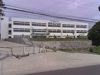 Zamboanga del Norte - Zamboanga del Norte Medical Center in Dipolog