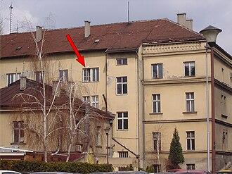 Assassination of Zoran Đinđić - Institute for Photogrammetry from where Zvezdan Jovanović stood when he shot Đinđić.