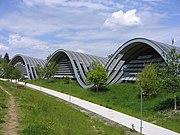 Zentrum Paul Klee Bern 15