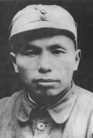 Zhang Dingcheng - Zhang in the New 4th Army