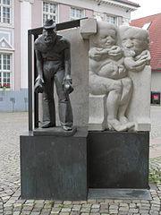 Zigarrenmacherdenkmal (Achim)