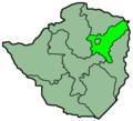 Zimbabwe Provinces Mashonaland East 250px.png