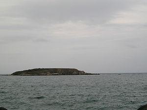 St. Thomas Island - Image: Zmiiski ostrov