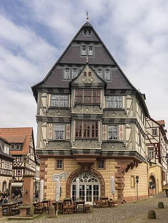 Miltenberg - Hotel Zum Riesen