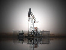 """Foggy Bottom Pump Jack"" - Duncan, Oklahoma (5394145441).jpg"