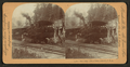 """Half Way,"" Pike's Peak, Colorado, U.S.A, by Singley, B. L. (Benjamin Lloyd).png"